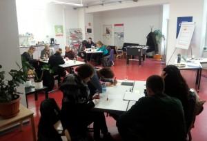 Design Thinking im Gründungszentrum der HWR Berlin