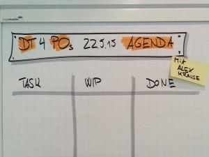 leere Agenda: kein Videoprototyping beim Karlsruher Entwicklertag 2015