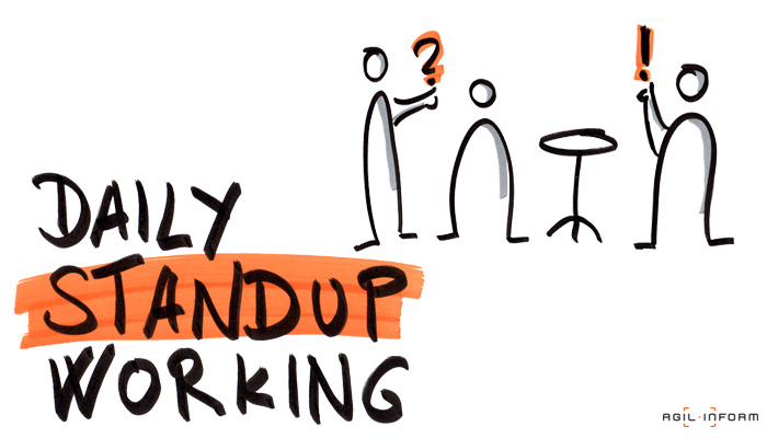 Standup Working wants Developers to get into motion for more collaboration, change of persepctive and creative problem solving